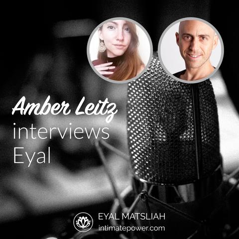 Amber Leitz podcast